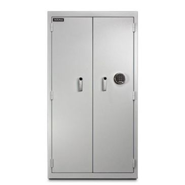 Mesa Safes Double Door Pharmacy Safe, 18 Cu Ft, 59x31.75x12.5in Save 22% Brand Mesa Safes.
