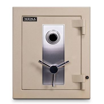 Mesa Safes Mtlf1814 Tl-30 Commercial Grade Safe, 1.8 Cu Ft, 18x14x12in Save 12% Brand Mesa Safes.