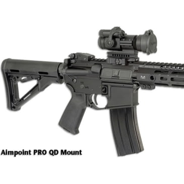 Midwest Industries Aimpoint Pro Comp M4 Qd Mount 4 95 Off 4 5 Star Rating W Free S H