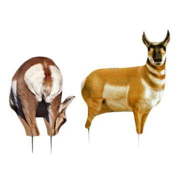 Montana Decoy Co. Antelope Buck And Doe Decoy Brand Montana Decoy Co..