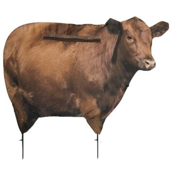 Montana Decoy Co. Big Red Moo Cow Decoy Save 11% Brand Montana Decoy Co..