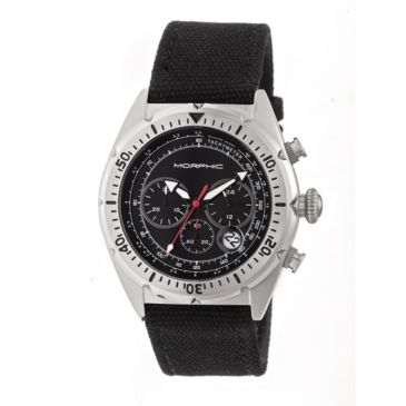 Morphic Men&039;s M53 Series Leather-Band Watchfree Gift Available Save 40% Brand Morphic.