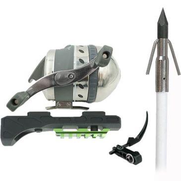 Muzzy Bowfishing Kit Xtreme Duty Spincast W/extended Hood Save 22% Brand Muzzy.