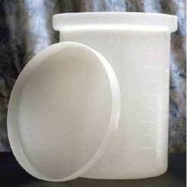 Nalge Nunc Cylindrical Tanks, High-Density Polyethylene, Nalgene 54100-0005 Brand Nalge Nunc.