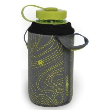 Nalgene Bottle Sleeve, Green-Grey, 32 Oz Save Up To 10% Brand Nalgene.