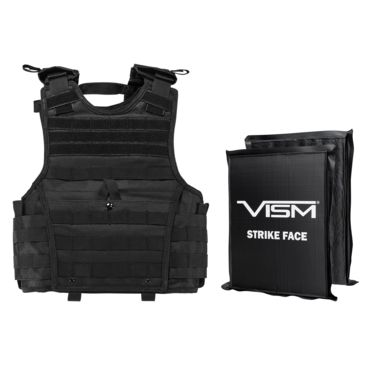 Ncstar Expert Plate Carrier Vest W/two Rectangle Cut Soft Ballistic Panels Save Up To 19% Brand Ncstar.