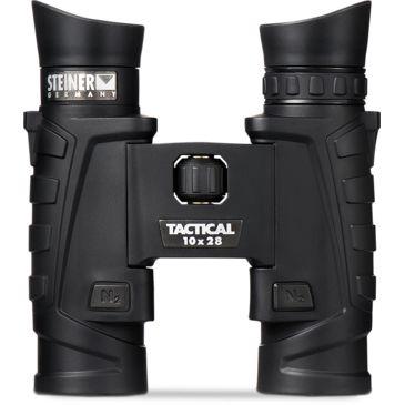 Steiner T28 Tactical 10x28 Binoculars Save 13% Brand Steiner.
