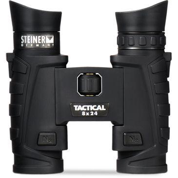Steiner T24 Tactical 8x24 Binoculars Save 13% Brand Steiner.