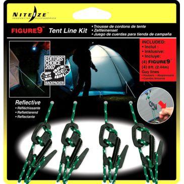 Nite Ize Figure 9 Tent Line Kit Save 25% Brand Nite Ize.