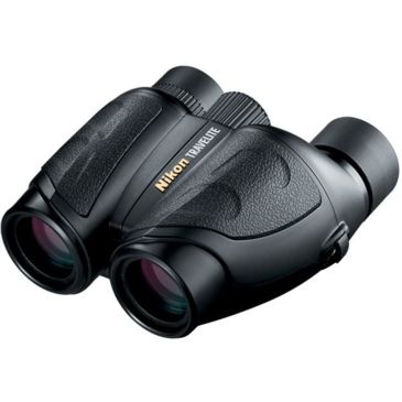 Nikon 12x25mm Travelite Compact Binoculars Save 22% Brand Nikon.