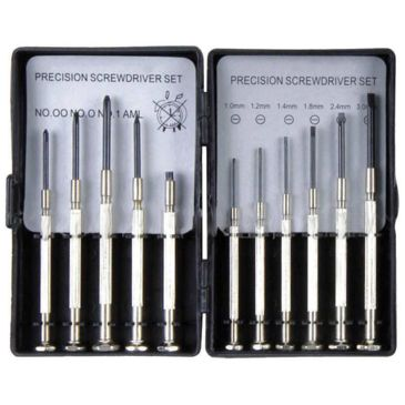 Nippon 11pc Precision Screwdriver Setnewly Added Brand Nippon.