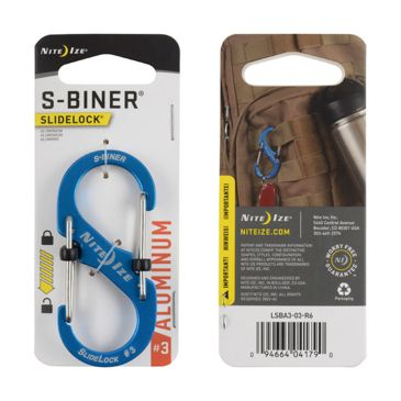 Nite Ize S-Biner Slidelock Aluminum Carabinercoupon Available Save Up To 28% Brand Nite Ize.