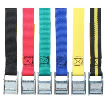 Nrs 1 Color Coded Tie-Down Straps Brand Nrs.