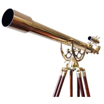 Olivon Brass 80mm Objective Lens Diameter 900mm Focal Length Telescope Save 56% Brand Olivon.