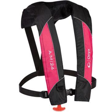 Onyx A/m-24 Auto/manual Life Jacket Save 22% Brand Onyx.