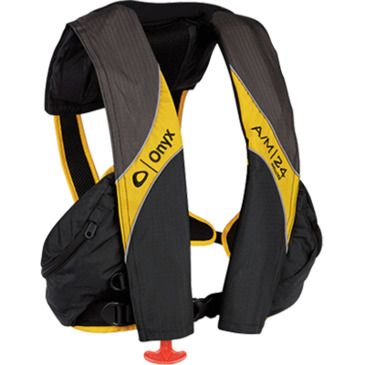 Onyx A/m-24 Deluxe Auto/manual Life Jacket Save 30% Brand Onyx.