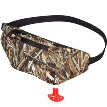 Onyx M-24 Manual Inflatable Belt Pack, Camo Save 46% Brand Onyx.