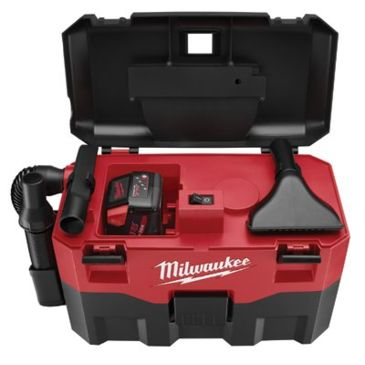 Milwaukee Electric Tools Vacuum Cleaner 18v Cordless We 495-0880-20 Brand Milwaukee Electric Tools.