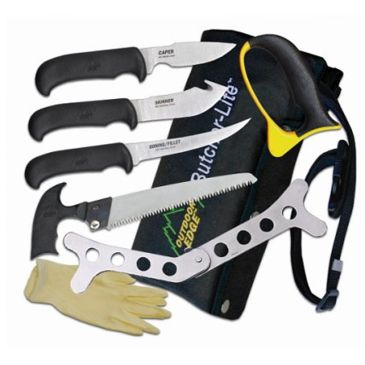 Outdoor Edge Bl1 Butcher Lite Kit Knife Set 420 Stainless 8 Piece Set Blade Save 46% Brand Outdoor Edge Cutlery.