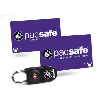 Pacsafe Prosafe 750 Tsa Accepted Key-Card Luggage Lock Brand Pacsafe.