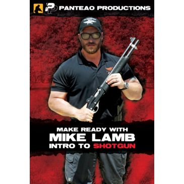 Panteao Productions Make Ready With Mike Lamb: Shotgun Save 15% Brand Panteao Productions.