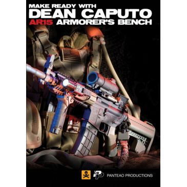 Panteao Productions Make Ready With Dean Caputo: Ar15 Armorer&039;s Bench Dvd Save $2.30 Brand Panteao Productions.