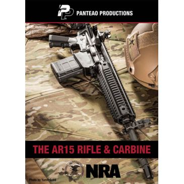 Panteao Productions The Ar15 Rifle And Carbine-Nra Instuctional Dvd Save 26% Brand Panteao Productions.