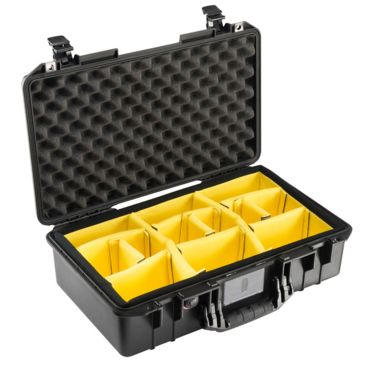 Pelican Padded Divider Set Kit For 1525 Case, Black Save 16% Brand Pelican.