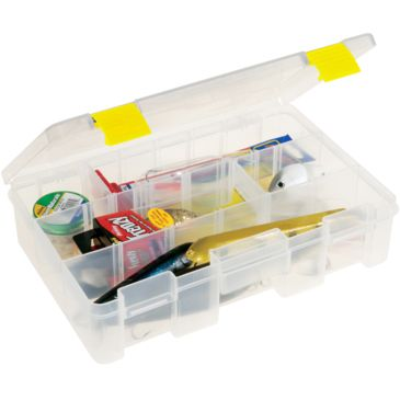 Plano Molding Prolatch Deep Storage Container W/ Adjustable Dividers Save Up To 40% Brand Plano Molding.