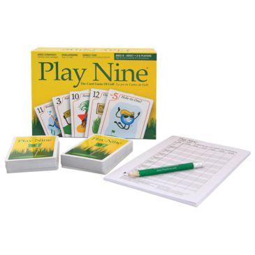 Play Nine Card Game Save 33% Brand Play Nine.