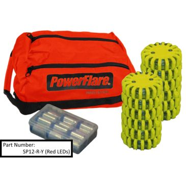 Powerflare 12-Pack Powerflare Soft Pack Brand Powerflare.