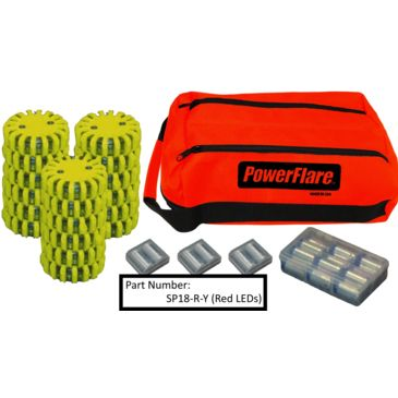 Powerflare 18-Pack Powerflare Soft Pack Brand Powerflare.