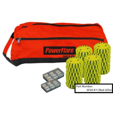 Powerflare 24-Pack Powerflare Soft Pack Brand Powerflare.