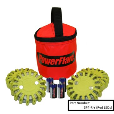Powerflare 4-Pack Powerflare Soft Pack Save Up To $15.18 Brand Powerflare.