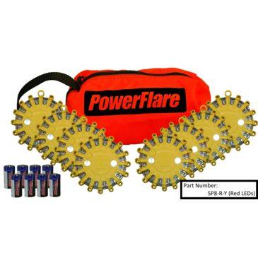 Powerflare 8-Pack Powerflare Soft Pack Brand Powerflare.