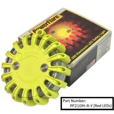 Powerflare Safety Light, Individual, Magnetic Save Up To 24% Brand Powerflare.