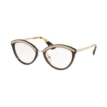 ce9933966604 Shop For Low Price Prada Pr14uv Prescription Eyeglasses Brand Prada ...