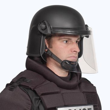 Premier Crown Corp Tacelite Tcm™ Full Coverage Riot Duty Helmet W/ Wire Face Guard Save 11% Brand Premier Crown Corp.