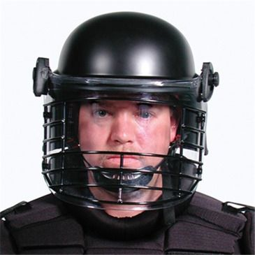 Premier Crown Corp Tacelite Tcm™ Full Coverage Riot Duty Helmet W/ Wire Face Guard Save 11% Brand Premier Crown Corp.