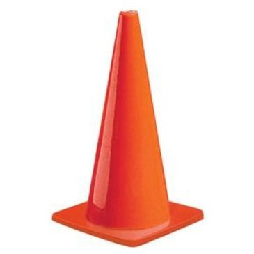 Pro-Line Traffic Safety 18inch Cone - Each Brand Pro-Line Traffic Safety.