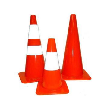 "Pro-Line Traffic Safety 5 Pack Of The 28"" Traffic Cones Brand Pro-Line Traffic Safety."