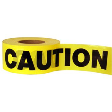 Pro-Line Traffic Safety Pro-Line - Barricade Tape - 3 Mil. X 1000&039; Brand Pro-Line Traffic Safety.