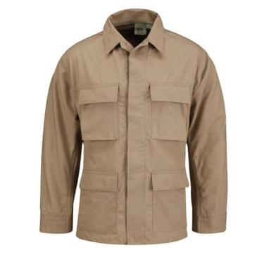 100/% Cotton Propper Mens BDU Coat
