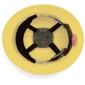 Pyramex Hard Hat Suspension - Full Brim 4-Point Ratchet, Suspension Only, Single Save 26% Brand Pyramex.