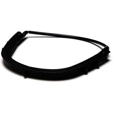 Pyramex Hard Hat Adaptor W/ Coated Spring - Black Save 38% Brand Pyramex.