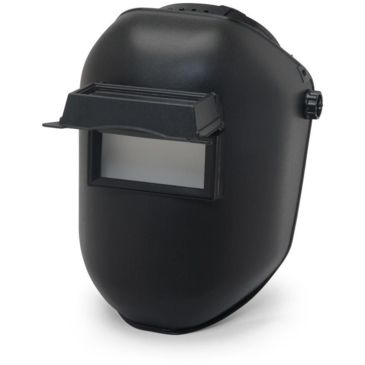Pyramex Welding Protection Black Passive Helmet - 2 X 4 Lift Front Ir10 Save 16% Brand Pyramex.