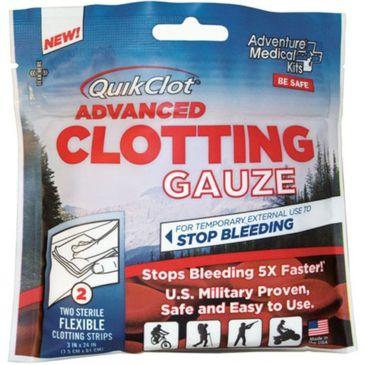 Quikclot 3x24in Rolled Gauze Brand Quikclot.