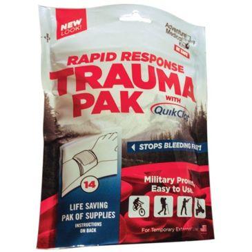 Quikclot Rapid Response Trauma Pak With Quikclot Save 20% Brand Quikclot.