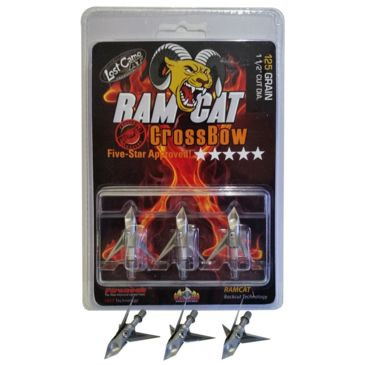 Ramcat Crossbow Broadhead Save Up To $2.44 Brand Ramcat.