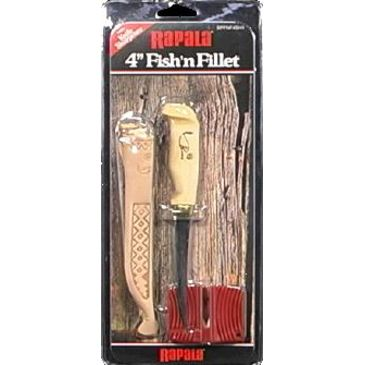 Rapala Fish N Fillet Knife With Sharpener Save Up To 39% Brand Rapala.